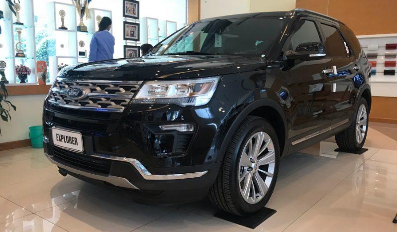 Ford Explorer Limited