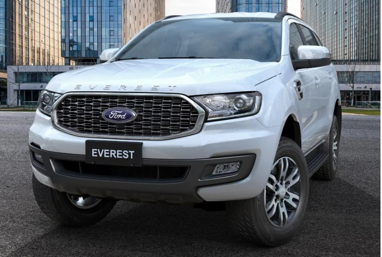 Ford Everest Ambiente 2.0L 4×2 MT