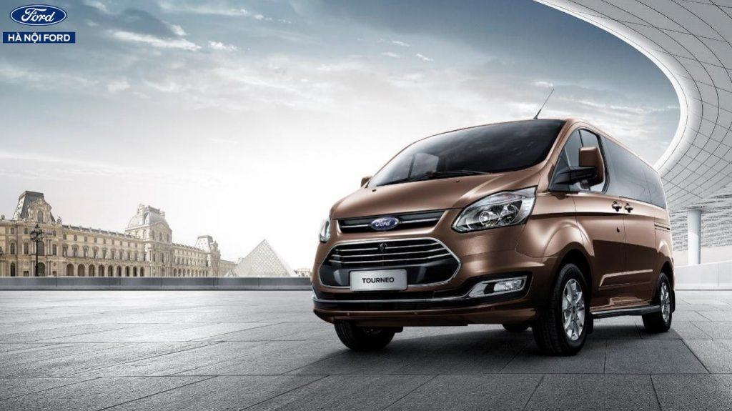 Giới thiệu Ford Tourneo 2019, nhận hợp đồng và giao xe