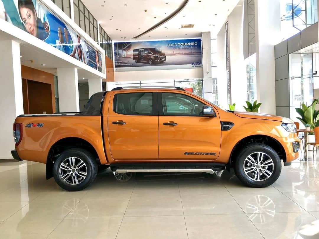 Ranger Wildtrak 2.0L AT (4×2)