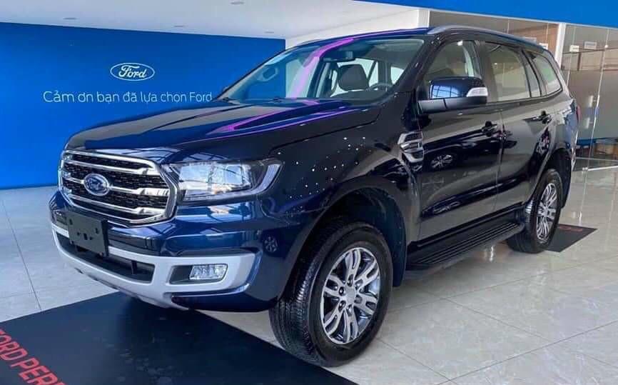 Ford Everest Titanium 2.0L 4WD AT Bi-Turbo