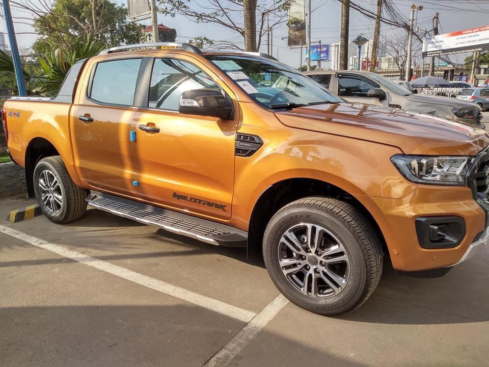 Ranger Wildtrak 2.0L AT (4×4)