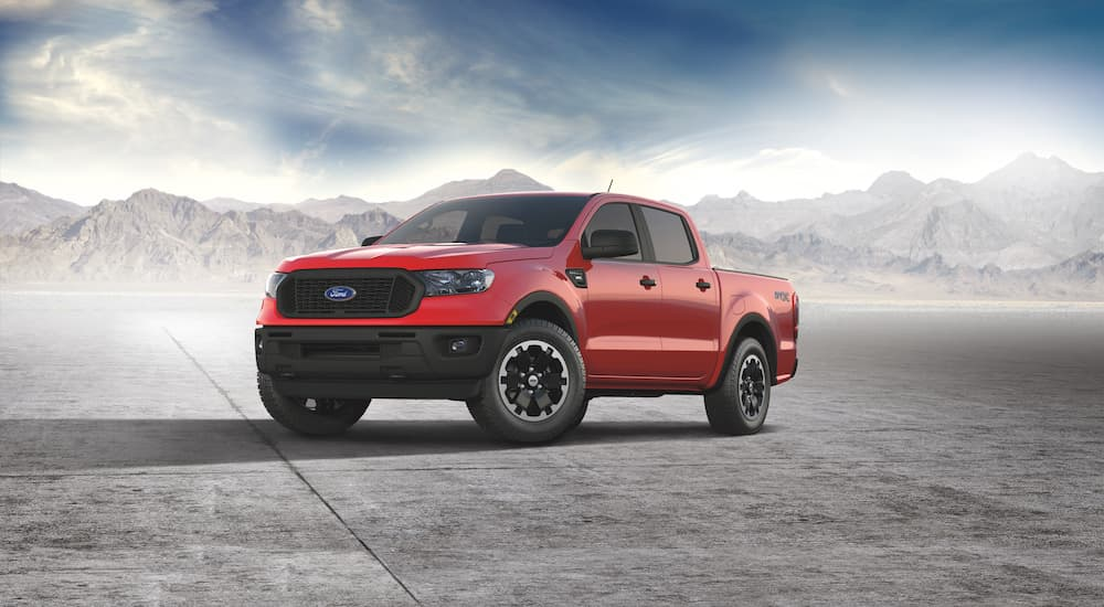 Ford Ranger 2021 8