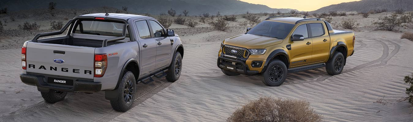 Ford Ranger 2021 11