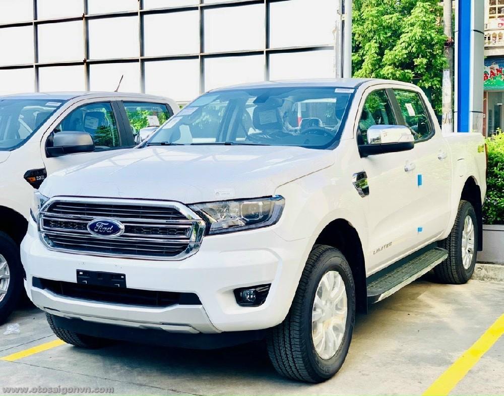 Ford Ranger 2021 6
