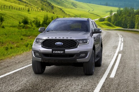 Ford Everest Mới16