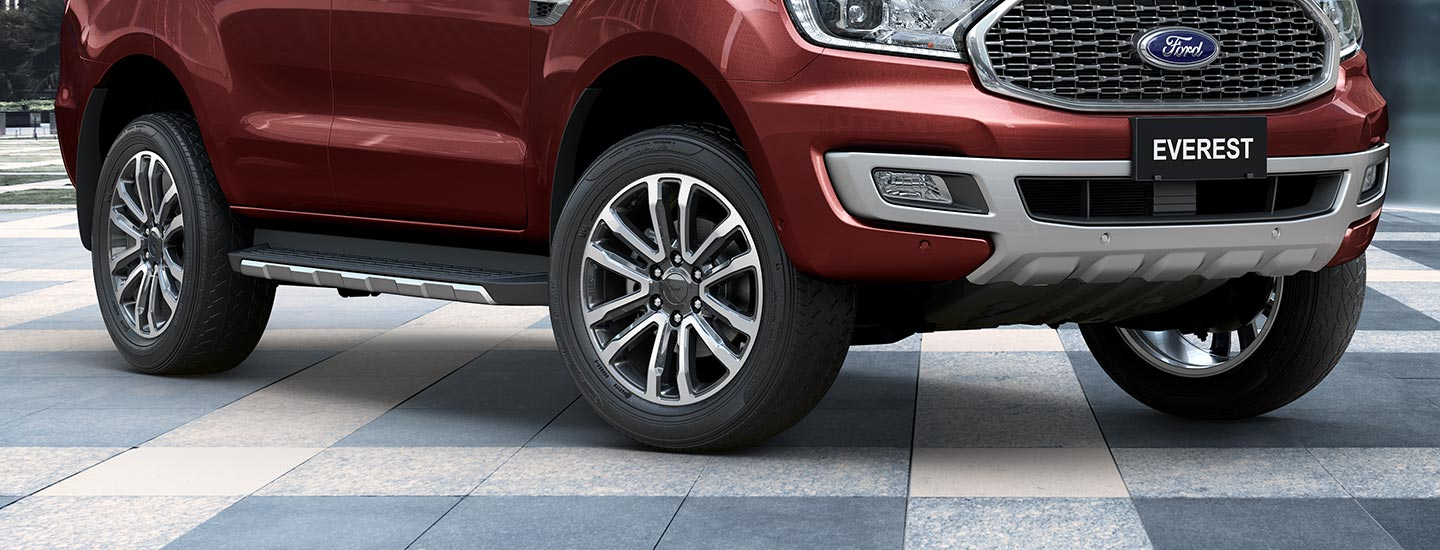 Ford Everest Mới17