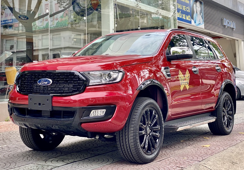 Ford Everest Mới3