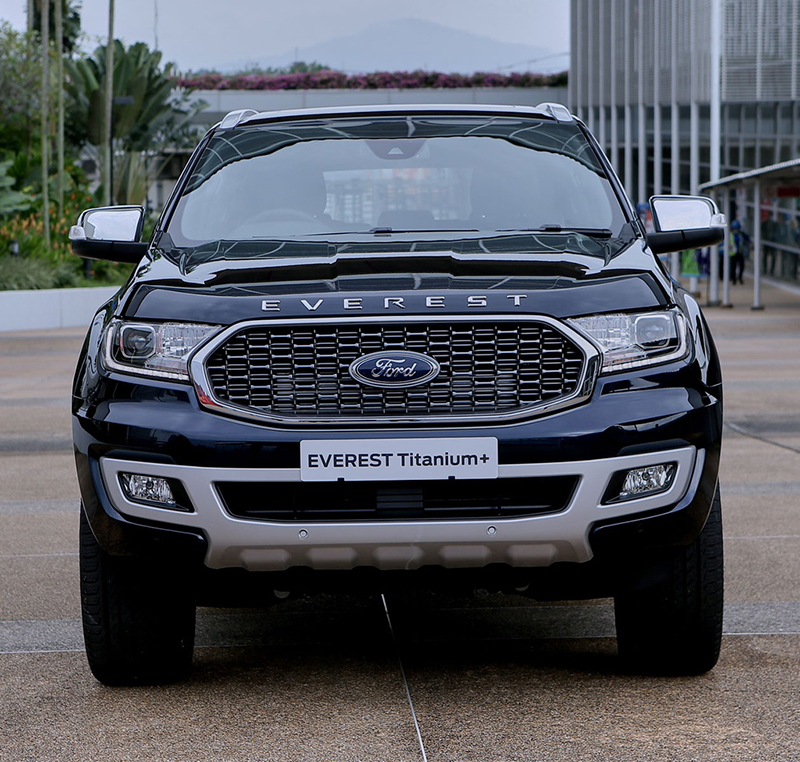 Ford Everest Mới6