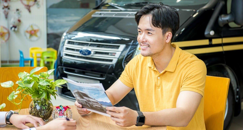 Ford Việt Nam Mở Rộng Chế Độ Bảo Hành Cho Ford Transit Lên Tới 200.000 Km: Tối Ưu Thời Gian, An Tâm Trọn Vẹn