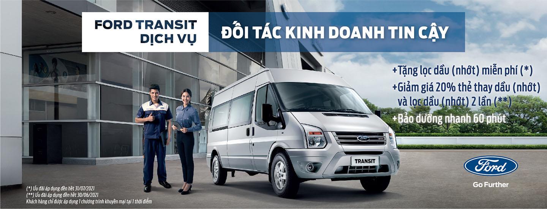 Chương trình đồng hành cùng khách hàng doanh nghiệp Transit